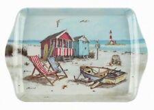 MacNeil de Sandy Bay S Mélamine Snack Compartiment à miettes Seaside Thème Plage Design