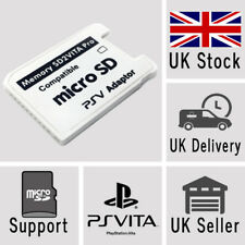 SD2VITA ADAPTER PS VITA 3.60 HENKAKU MICRO SD MEMORY CARD PSVITA V5 SONY ADAPTOR