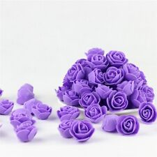 Mini Foam Rose Head Artificial Flowers Party Wedding Bouquet Diy Home Decor 3cm
