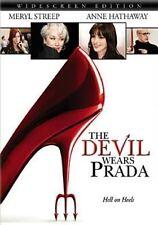 Devil Wears Prada 0024543374404 With Meryl Streep DVD Region 1