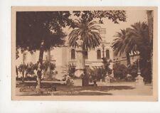 Las Palmas Estatua De Colon Spain Vintage Postcard 678b