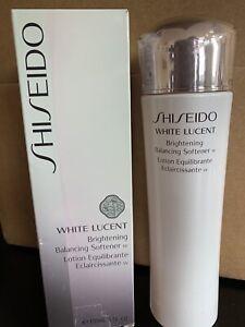 Shiseido White Lucent Brightening Softener Enriched W 150ml/5oz Full Size
