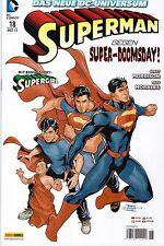 Superman gegen Super-Doomsday ! / DC-Universum /Ausgabe 18//Comic/Top Zustand