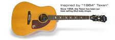 Epiphone Inspired by 1964 Texan Acoustic - Antique Natural