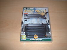 EURO TRUCK SIMULATOR GOLD ~ PC GAME PC CD-ROM NEW SEALED INCLUDES UK ROUTES