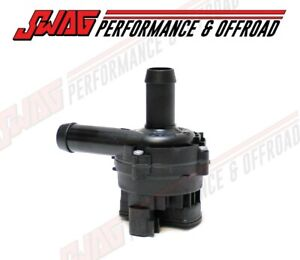 Bosch Auxilliary Water Pump For 2008-2010 Ford Powerstroke 6.4L Diesel 6.4