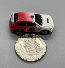 2002 Playmates Speedeez Micro Size Roller Ball Toyota Corolla WRC #6, Good Cond