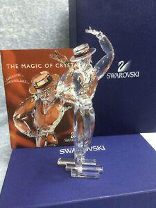 Swarovski SCS Magic of Dance Antonio 7400200300 / 606441. Retired '03. MIB+COA