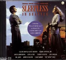 CD SALE! ~ SLEEPLESS IN SEATTLE ~ ORIGINAL MOTION PICTURE SOUNDTRACK