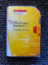 MS Project Standard 2007 de, retail Update con IVA-factura del distribuidor