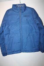 NWT Men's Hollister down jacket - XL - navy - $140