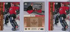 (3) 1995-96 UPPER DECK MARC DENIS #529 ROOKIE CARDS $18