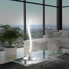 LED Design Tisch Lampe Wohn Zimmer Beistell Beleuchtung schalter Wellen Leuchte