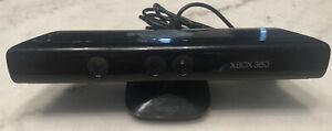 Genuine Microsoft XBOX 360 Kinect Sensor Bar Model 1473 Black