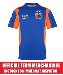 Red Bull KTM Tech3 MotoGP Racing Official Team Kids T-Shirt Tee - Official