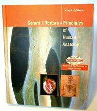 BOOK - PRINCIPLES OF HUMAN ANATOMY - BY GERARD.J. TORTORA - WILEY INT EDN - NEW