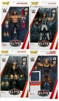 WWE ELITE COLLECTION TOP PICKS FIGURES - CHOOSE YOUR FAVORITE WRESTLER - NEW