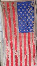 Serviette de plage velours jacquard 95x175 cm FLAG USA