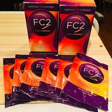 Female CONDOM FC2 - Lot of ten (10)  Best Price + Free Samples w. Order!