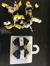 Gymboree Accessories Hair Barrettes Curly Barrette GIRLS New Lot 3 Bumble Bees