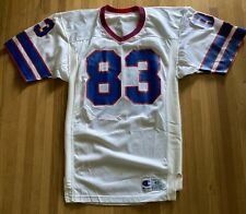 Andre Reed Buffalo Bills Team Issued Autographed NFL Jersey