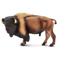 Safari Ltd. Wildlife Wonders - Bison XL - Phthalate, Lead and BPA Free - For Age