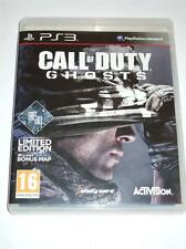 """Call Of Duty Ghosts  Playstation 3  PS3 """"FREE UK  P&P"""""""
