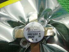 1pc Motorola MRF422 Line NPN Silicon RF Power Transistor
