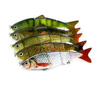 Fishing Lures Crank Bait Hooks Bass Crankbaits Tackle Sinking Popper