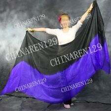 sale sale sale  BELLY DANCE 100% SILK VEILS (5.0 M/M) 1.14M*2.7M + CARRY BAG