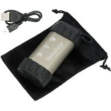 Electric Hand Warmer USB Battery Power Pack Pocket Heater Warm Heated Reusable