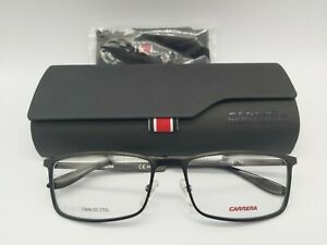 CARRERA CA 5224 eyeglasses glasses frame  - 003  black NEW +  case