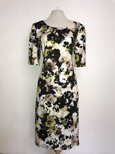 PAUL SMITH - STUNNING Floral COTTON SHIFT Style DRESS - Size 16 - WORN ONCE