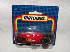 Modellauto Matchbox MB 14 - Rennwagen - Motorcity MC 400