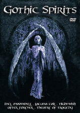 DVD Gothic Spirits by Various Artists