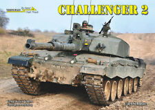 TANKOGRAD IN DETAIL FAST TRACK 18 CHALLENGER 2 BRITAIN'S MAIN BATTLE TANK