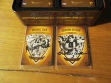 Heritage Autographed Sports Trading Sets