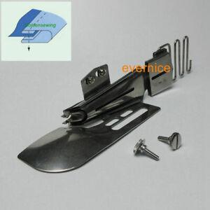 Cover Stitch Double Fold Edge Binder Attachment Folder Fits Janome CoverPro