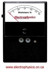 Electrophysics Model CT33 Pinless Moisture Meter
