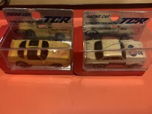 tcr total control racing MK2 Cars