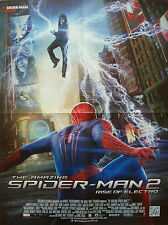 The AMAZING SPIDER-MAN 2 _ 1 POSTER/MANIFESTO _ MARVEL FILM _ Rise of Electro