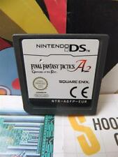 Nintendo DS:Final Fantasy Tactics A2 [TOP RPG & 1ERE EDITION] SEUL - Fr