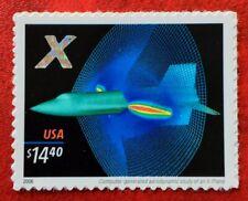 US Stamp SC #4019 $14.40 X-PLANE Express Mail MNH/OG