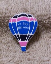 YU SKY WALKERS BALLOON PIN