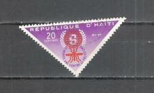 T325 - HAITI 1962 - MAZZETTA DI 10 MALARIA - VEDI FOTO