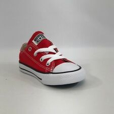fc42c462f107 Toddler Converse 7j236 Chuck Taylor All Star Ox 100 Authentic Red 8
