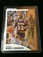 Magique Johnson 2013 Feuille Exclusif Collectionneurs Convention Carte #N-MJ1 !