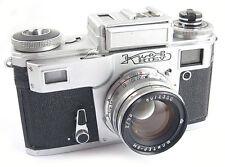 KIEV 4M Russian Contax Copy Camera EXCELLENT JUPITER-8M Lens #8016468