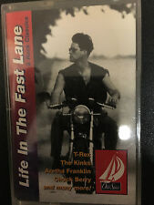Various - Old Spice - Cassette - Life In The Fast Lane - 8 Rock Classics - 1994