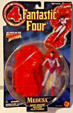 1996 ToyBiz Marvel Comics Fantastic Four Medusa New MOSC